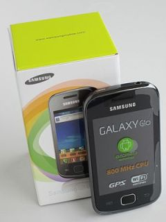 Samsung Galaxy Gio (GT-S5660) Svenska: Samsung...