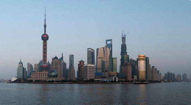 Shanghai - Bund at Night