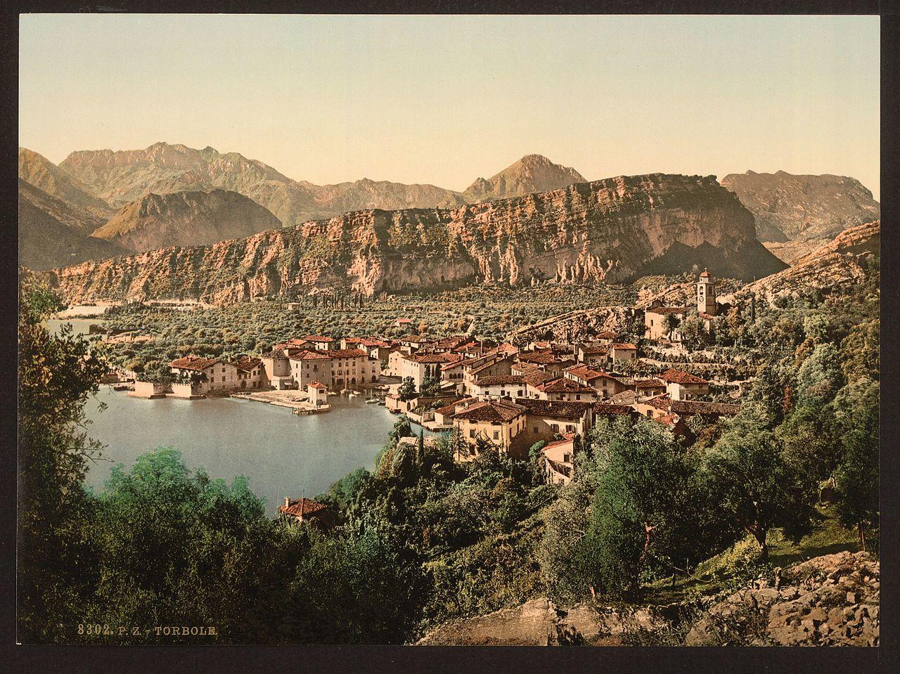File Torbolo I E Torbole General View Lake Garda