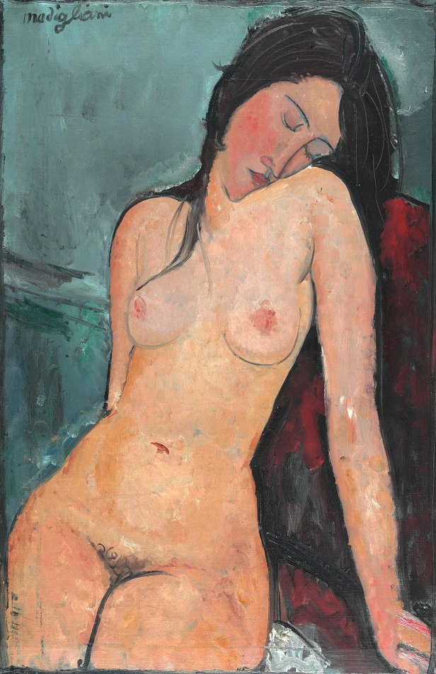 Amedeo Modigliani 060