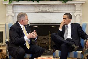 Special Envoy for Sudan Scott Gration provides...