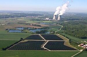 English: Energiepark Lauingen (Abschnitt I)