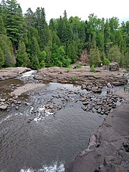 Gooseberry Falls State Park Wikipedia