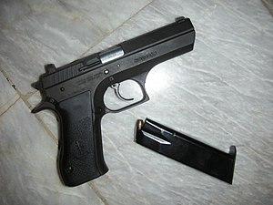 Jehrico 941F 9 mm pistol