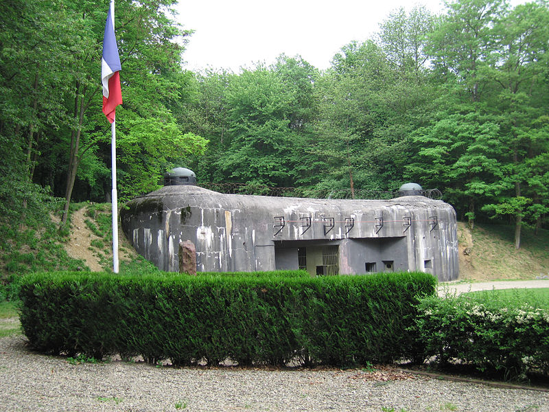 Maginot Line - from Wikipedia, the free encyclopedia