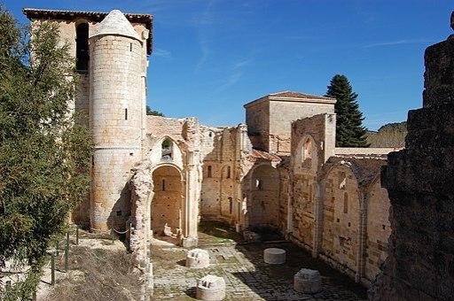 Monasterio de San Pedro de Arlanza (Burgos)