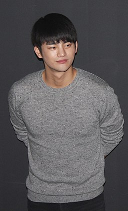 "Seo In-guk at ""No Breathing"" stage greeting in Busan in November 2013 01"