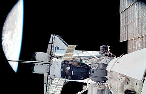 Space-Shuttle-Endeavour-ISS