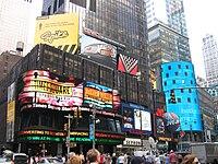 ABC Studios en Times Square.