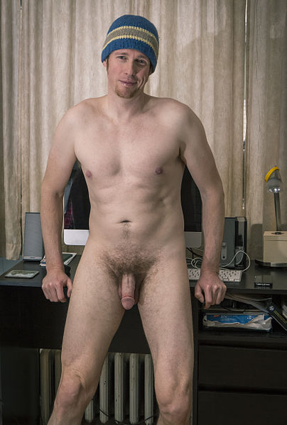 Ugly Trashy Redneck Men Naked-8285