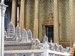 Wat Phra Kaew (Temple of the Emerald Buddha) i...