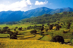 English: Araku-valley