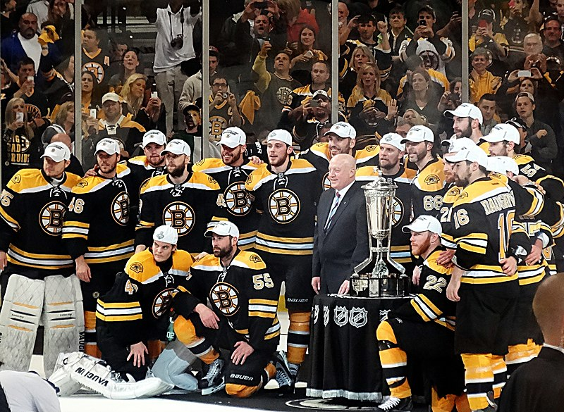 Boston Bruins Stanley Cup 2013
