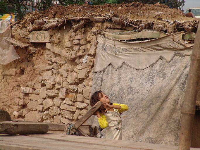 Child labor in Islamabad Pakistan