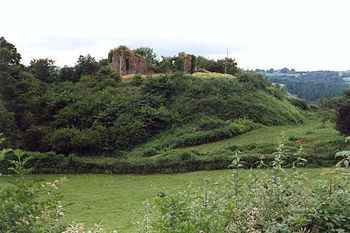 Clifford Castle is a castle in the village of ...
