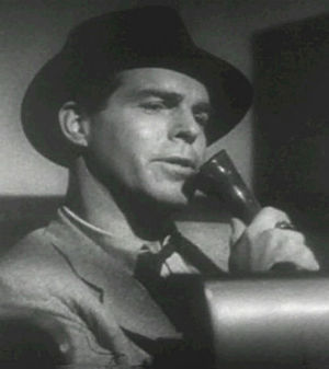 Cropped screenshot of Fred MacMurray from the ...