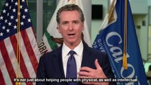 File:Gavin Newsom on 30th anniversary of the ADA.ogv