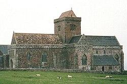 La abad�a de Iona
