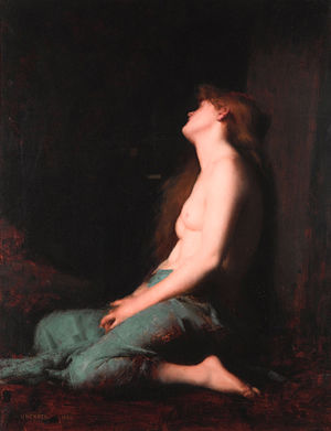 Jean Jacques Henner, Solitude