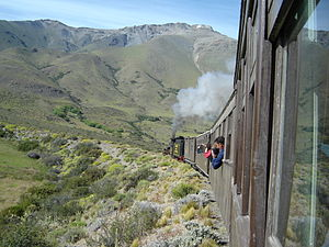 "Old Patagonian Express ""La Trochita""..."