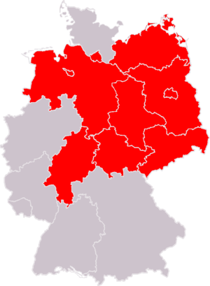 DDR 2.0 - das ROTE PREUSSEN AN DER MACHT... Die Neo-Diktatur der Kommunistischen Plattform tritt sich breit und breiter...Die Linke in deutschen Landtagen