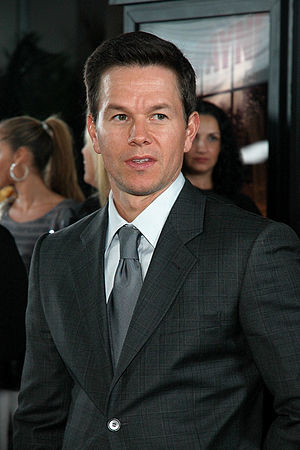 English: Mark Wahlberg attending the Premiere ...