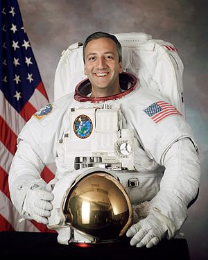English: Michael J. Massimino, STS-109 mission...