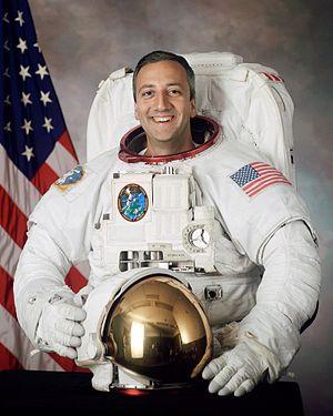 English: Michael J. Massimino, STS-109 mission...