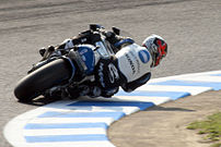 Shinya_Nakano on MotoGP_2007 2007年MotoGP(日本GP)...