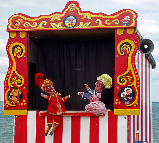 Swanage Punch & Judy