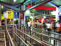 Tampines Bus Interchange, Singapore