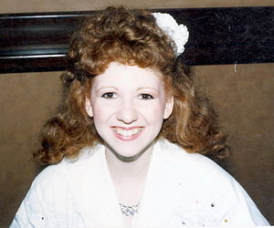 "English: Bonnie Langford at the ""Whovent ..."