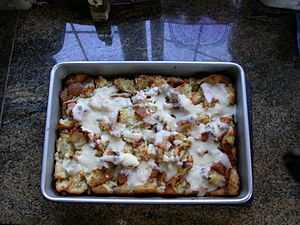 Bread Pudding 1