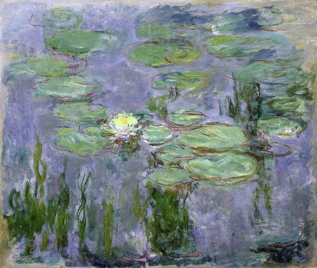 Water Lilies by Claude Monet - Musée Marmottan Monet