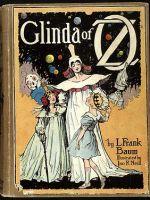 Cover of the Glinda of Oz