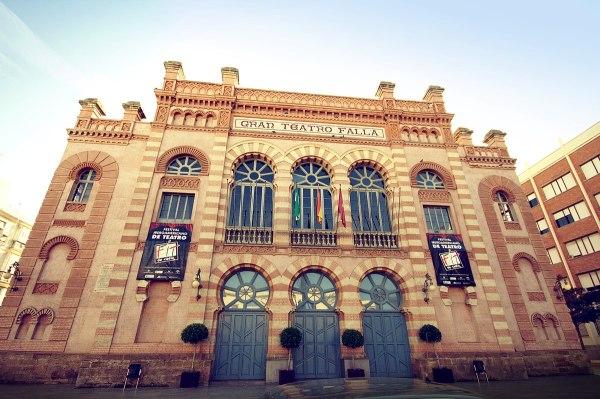 Gran Teatro Falla - Wikipedia