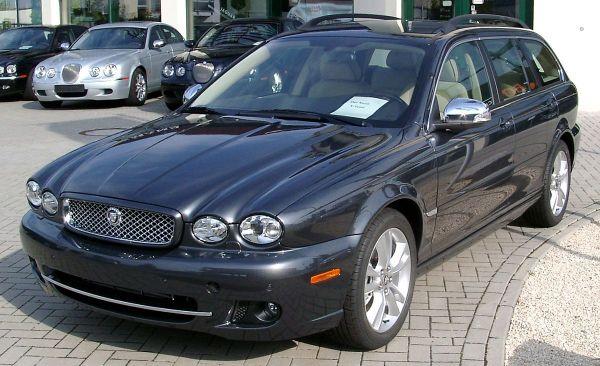 Jaguar X-Type - Wikipedia