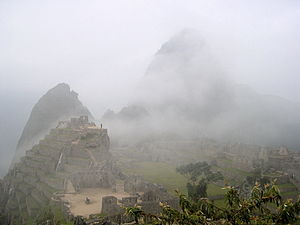 Machu Picchu at Dawn