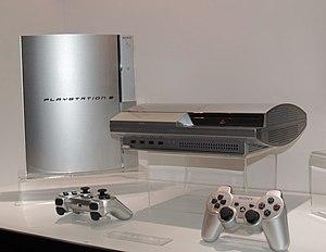 Silver Playstation 3