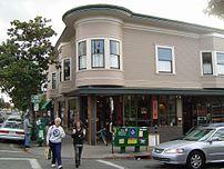 Peet's original store in North Berkeley, Calif...
