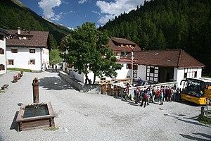 S'Charl in Lower Engadin, Switzerland