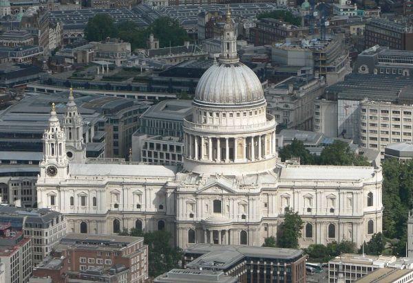 Katedrála svatého Pavla – Wikipedie