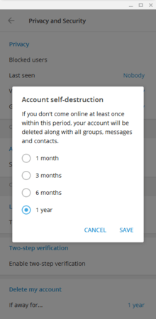 Account Edit