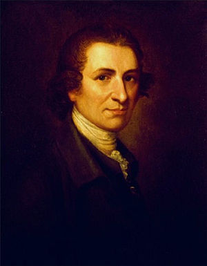 Portrait of Thomas Paine by Matthew Pratt, 178...