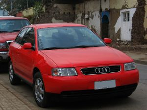 Audi A3 8L – Wikipedia