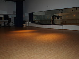 Picture of ballroom