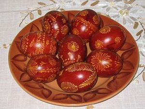 Belarusian Easter Eggs