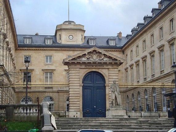 Fichier:Collège de France.JPG