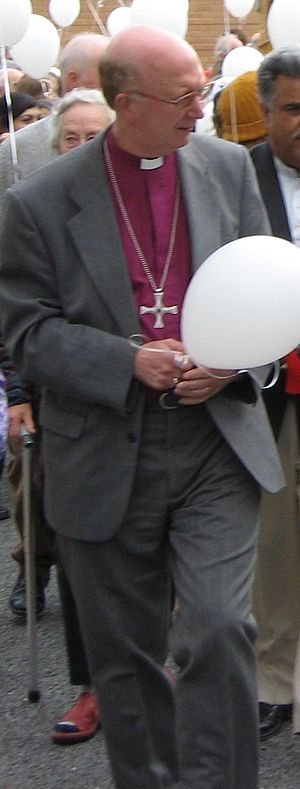 John Lawrence Pritchard, Bishop of Oxford