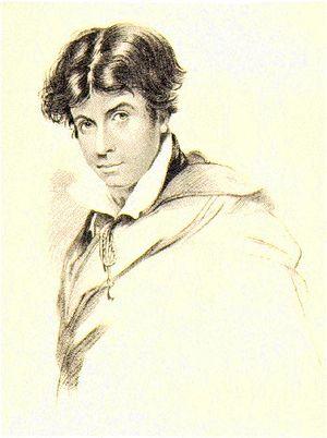 Leigh Hunt (1784-1859), an English essayist an...